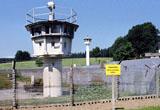 Grenzanlage der DDR