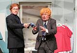 Volker Heißmann und Martin Rassau