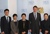 Besuch der chineischen Delegation
