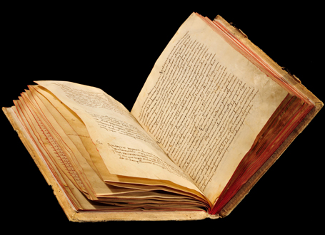 Das Manuskript des Lorscher Arzneibuchs