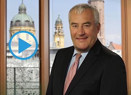 Video-Podcast Kultusminister Dr. Ludwig Spaenle